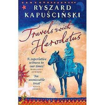 يسافر مع هيرودوت قبل ريزارد كابوسسينسكي-كتاب 9780141021140