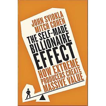 Self-Made milliardær-effekten - hvordan ekstreme producenter skabe Massiv