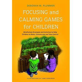 Med fokus og beroligende spill for barn - Mindfulness strategier og A