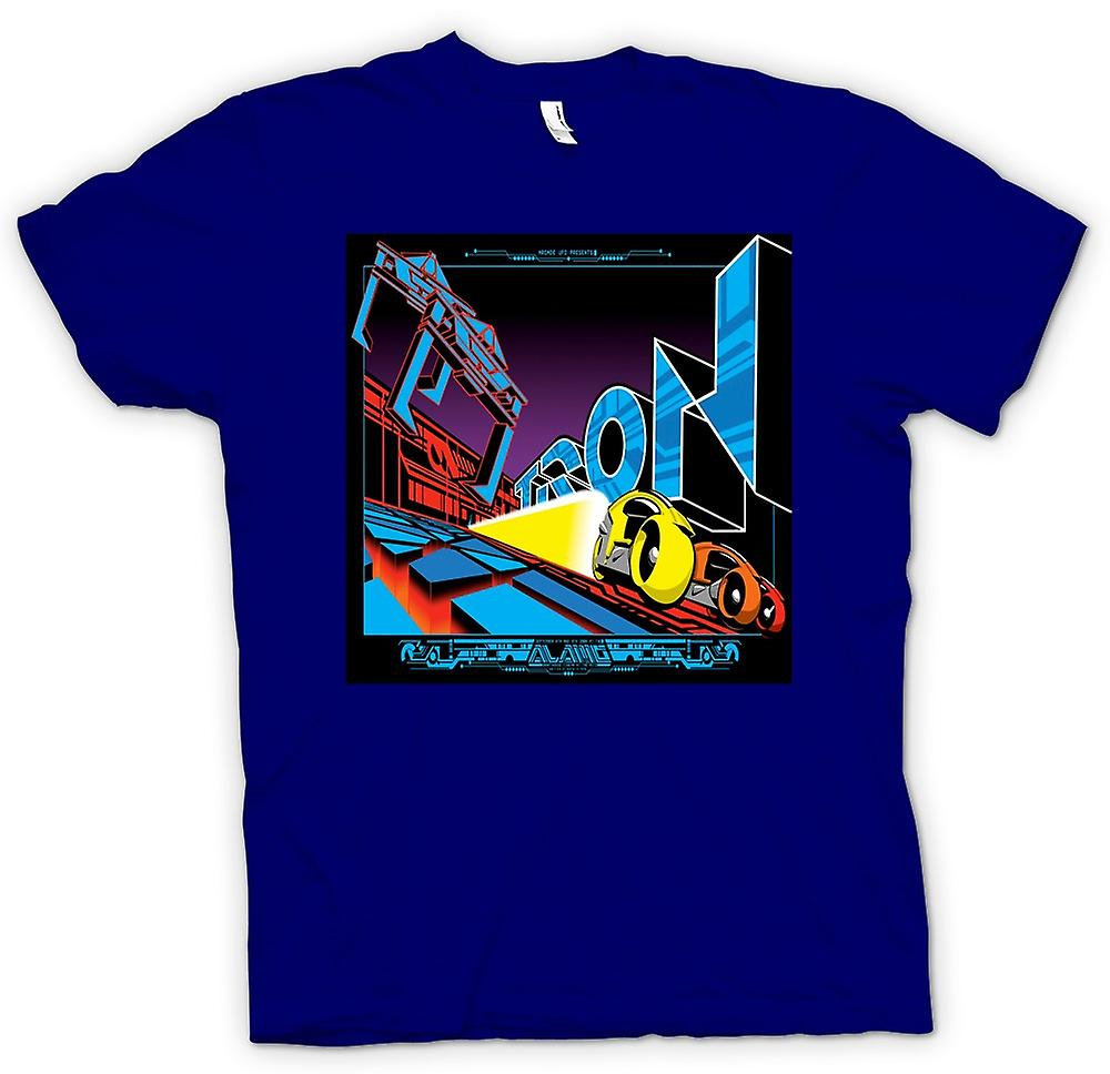 T-shirt des hommes - Tron - Pop Art - Cool Movie B