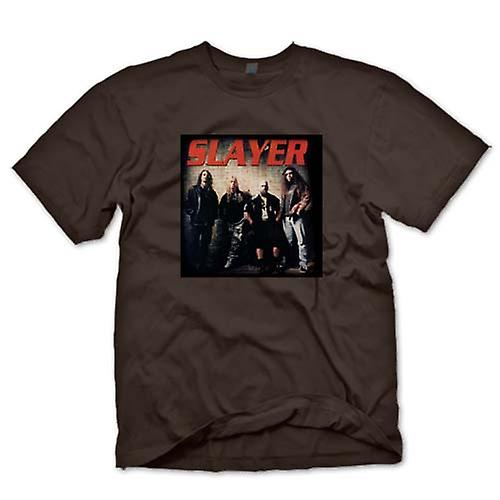 T-shirt des hommes - Slayer - Heavy Metal Band