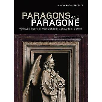 Mönstergossar & Paragone - Van Eyck - Raphael - Michelangelo - Caravaggio-