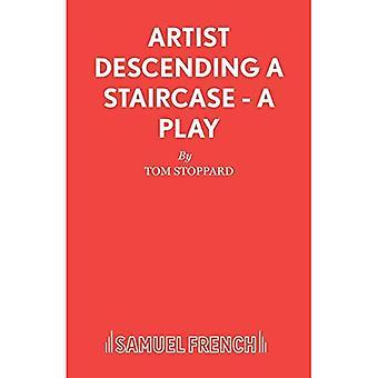 Artist Descending a Staircase (Acting Edition)
