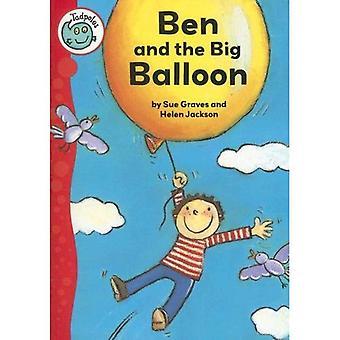 Ben y el globo grande (renacuajos)