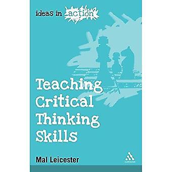 Enseignement des compétences de pensée critique