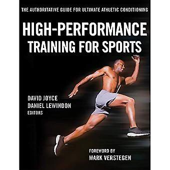 Högpresterande utbildning för sport