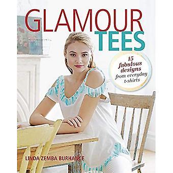 Tés de glamour: 15 design élégants pour One-of-a-Kind T-Shirts