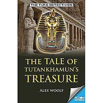The Tale of Tutankhamun's Treasure (Fiction Express)