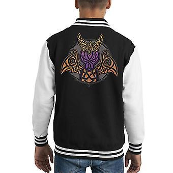 Een draken Tale Spyro Kid's Varsity Jacket