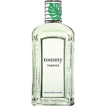Trópicos de Tommy Hilfiger para hombre Edt 100 ml