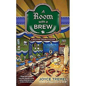 A Room with a Brew (Brewing Trouble Mystery)