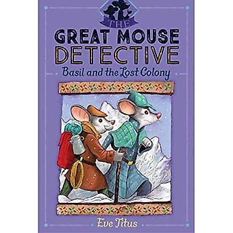 Basilikum und die verlorene Kolonie (Great Mouse Detective)