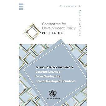 Espansione della capacità produttiva: lezioni apprese da laurea paesi meno sviluppati (nota politica)
