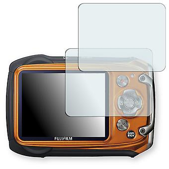 Fujifilm FinePix XP150 display protector - Golebo crystal clear protection film