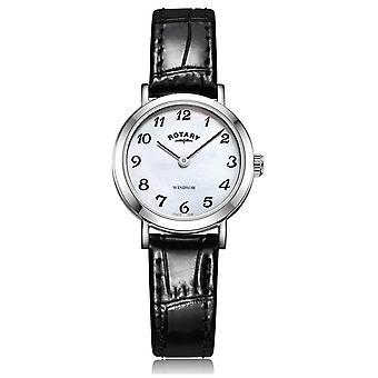 Rotary   Ladies Stainless Steel Bracelet   LS05300/68 Watch