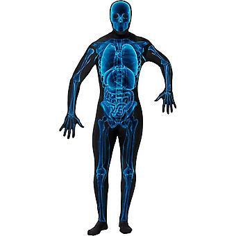 X-ray Haut Anzug Erwachsene