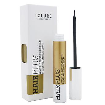 Tolure Hairplus Eyelash 3 ml - Eyelash serum eyebrow serum
