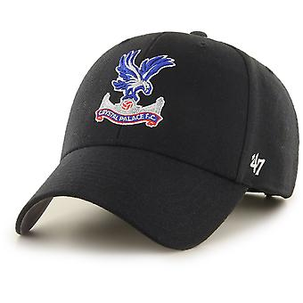 47 fire Adjustable Cap - MVP Crystal Palace FC black