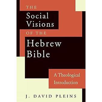 Visões sociais da Bíblia hebraica A introdução teológica por Pleins & John David