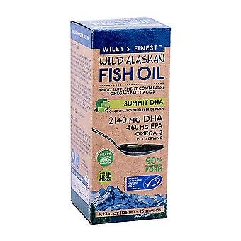Wiley's Finest UK, Summit DHA 125ml