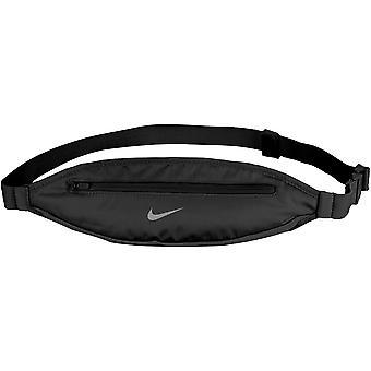 Nike Mens capacidade 2.0 esportes zíper traseiro saco Waistpack