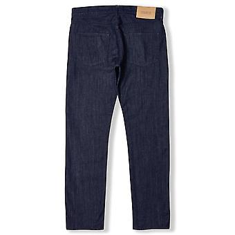 Edwin ED55 Regular Tapered Jeans  Kingston  Denim  Rinse
