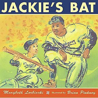 Jackie's Bat by Marybeth Lorbiecki - Brian Pinkney - 9780689841026 Bo