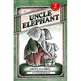 Uncle Elephant by Arnold Lobel - 9780808585619 Book