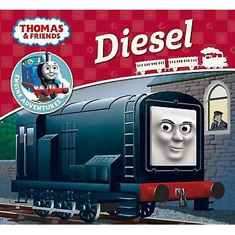 Thomas & Friends-Diesel-9781405285759 Buch