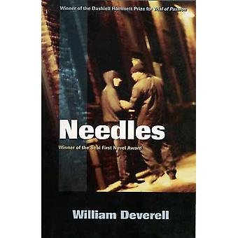 Needles by William Deverell - 9781550225433 Book