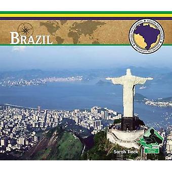 Brazil by Sarah Tieck - 9781617838057 Book