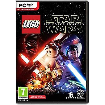 Lego Star Wars The Force Awakens PC DVD Game