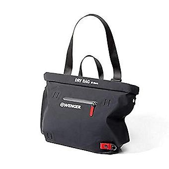 Wenger Tasche Dry Bag Cornol Messenger 12L Unisex schwarz