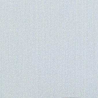 Crown Jasmine Glitter Wallpaper Powder Blue Sparkle Shimmer Texture Vinyl