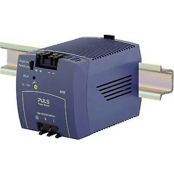 PULS MiniLine ML100.102 Rail mounted PSU (DIN) 12 Vdc 7.5 A 90 W 1 x