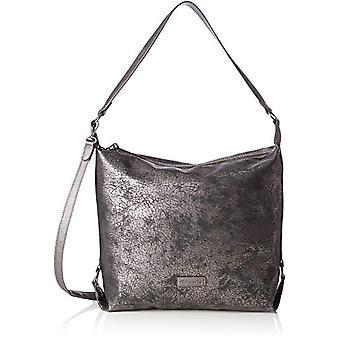 Tamaris Matilda - Donna Gold Shoulder Bags (Pewter Comb) 12x30x40 cm (B x H T)