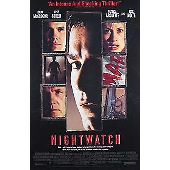 Nightwatch (video) alkuperäinen video/DVD-mainos juliste