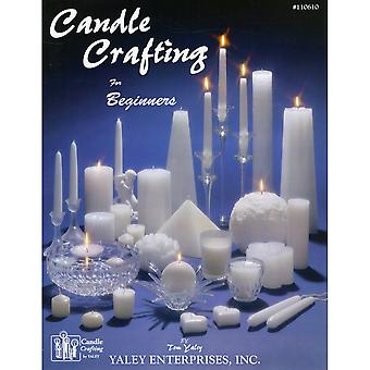Yaley Books Candle Making Made Easy Book Ya 610