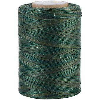 Star Mercerized Cotton Thread Variegated 1200 Yards Everglades V38 858