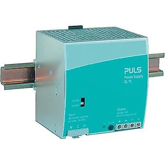 Rail mounted PSU (DIN) PULS SilverLine SL10.100 24 Vdc 10 A 240 W 1 x