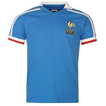 Score Draw France 1986 Home Shirt