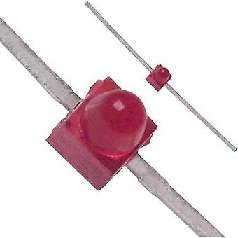LED wired Red Circular 1.9 mm 1 mcd 90 ° 30 mA 1.8 V Avago Technologies