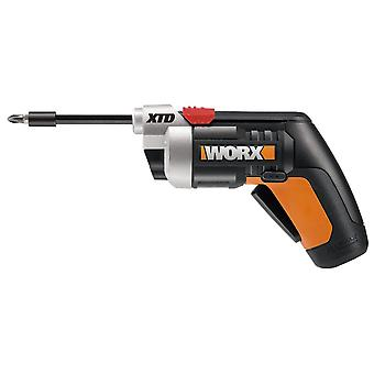 Worx XTD Extended Reach 4V Screwdriver (DIY , Tools , Power Tools , Screwdrivers)