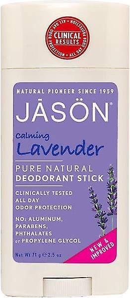 Jason Calming Lavender Pure Natural Desodorante Stick