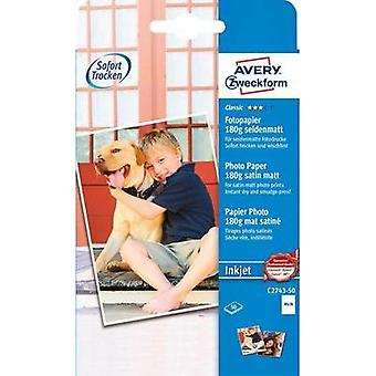 Photo paper Avery-Zweckform Classic Photo Paper Inkjet C2743-50