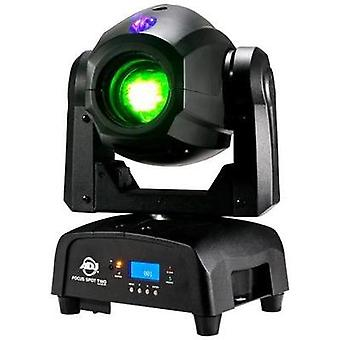 LED moving head spot ADJ Focus Spot TWO No. of LEDs:1 x 75 W