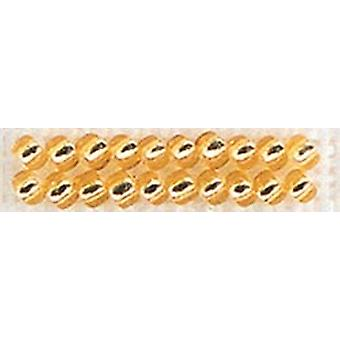 Mill Hill Glass Seed Beads 4.54g-Victorian Gold GSB-02011