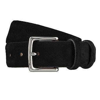 Windsor. Belts men's belts leather belt leather black 4173