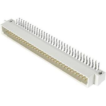 ASSMANN WSW A-BM32ABR Multipoint Connector ¹ Build Type B Angled Number of pins: 32 (a+b)
