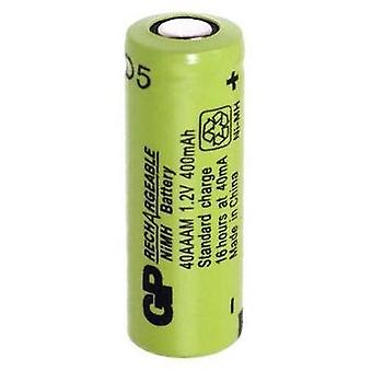 Non-standard battery (rechargeable) 2/3 AAA Flat top NiMH GP Ba